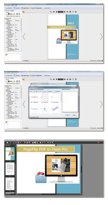 Page Flipping PDF Pro Screenshot