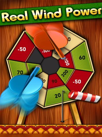 Crazy Dart Shooter HD Screenshot