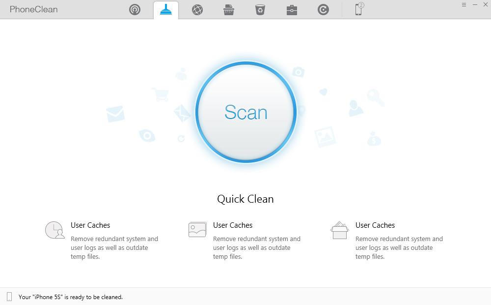 PhoneClean Screenshot 2