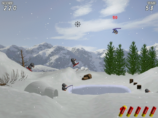 Penguin Massacre Screenshot 1