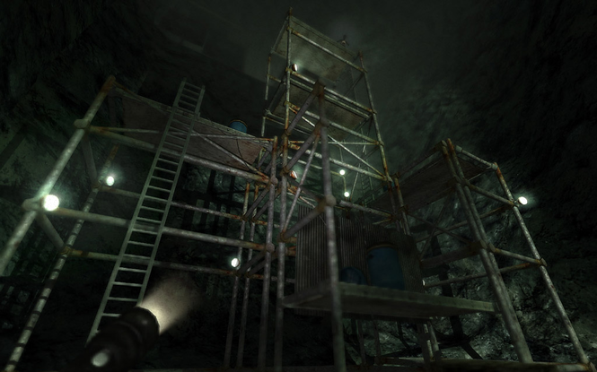 Penumbra: Black Plague Screenshot