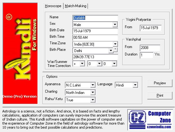 kundli software free download for windows 8