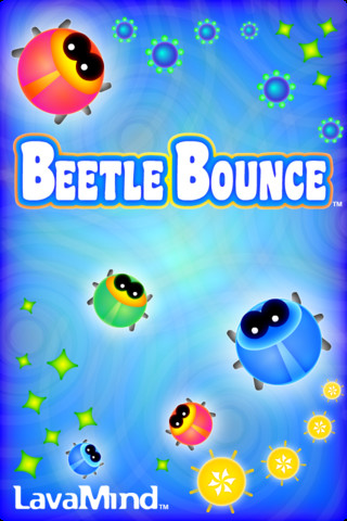 Beetle Bounce Screenshot 1