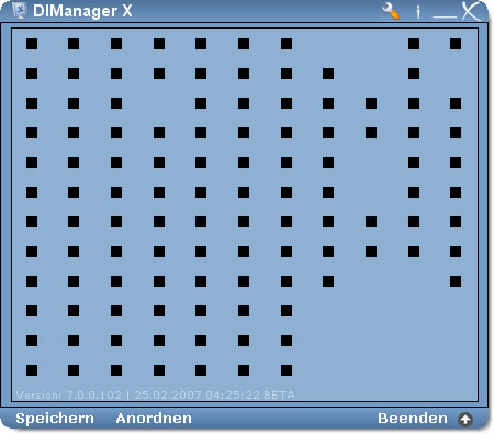 DIManager X Screenshot