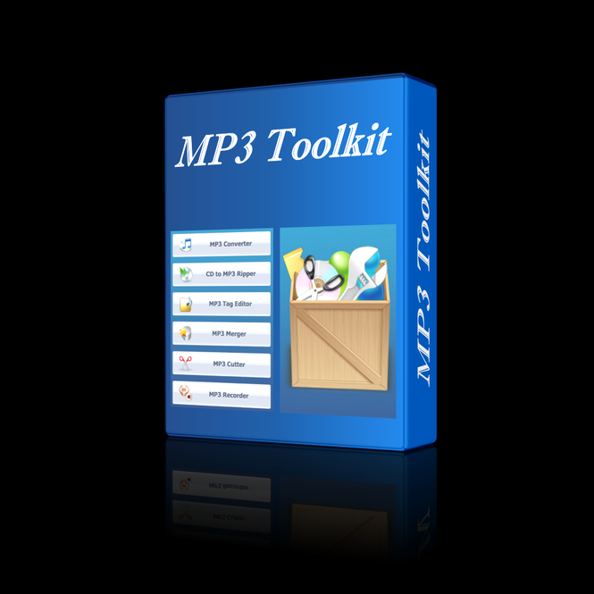 MP3 Toolkit Screenshot 2