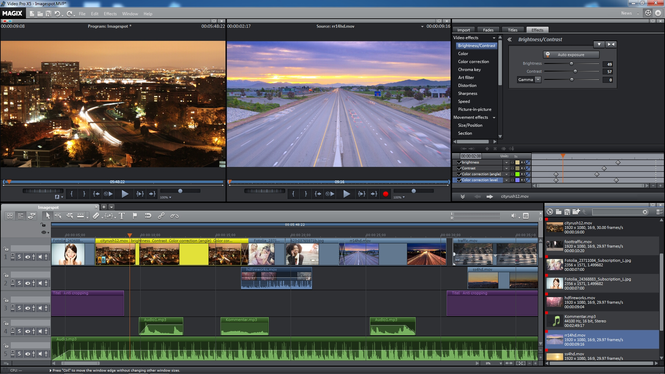 Magix Video Pro X Screenshot 5