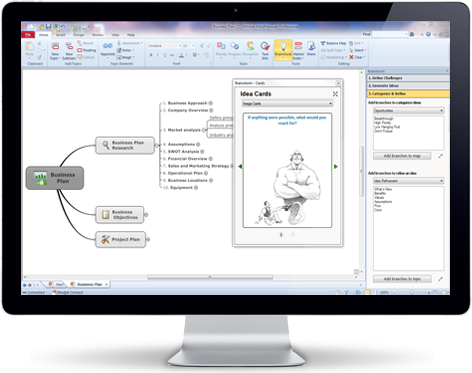 MindManager Screenshot 1