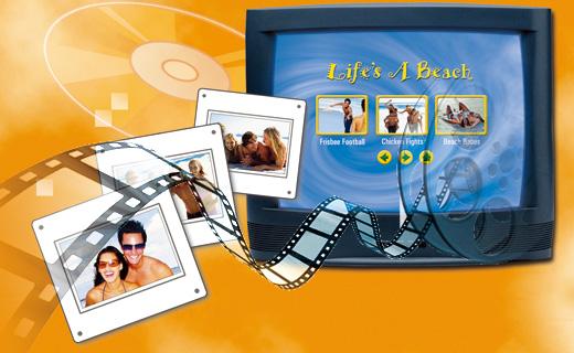 ArcSoft DVD SlideShow Screenshot 1