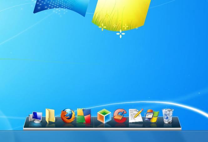 Xwindows Dock Screenshot 1