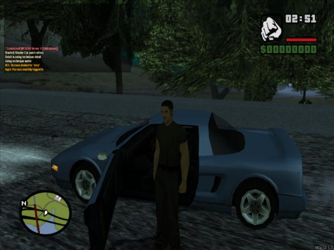 Grand Theft Auto: Sand Andreas Multi Theft Auto Mod Screenshot 2