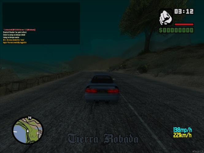 Grand Theft Auto: Sand Andreas Multi Theft Auto Mod Screenshot 3