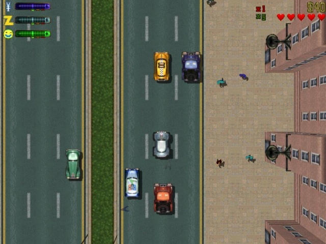GTA II Screenshot