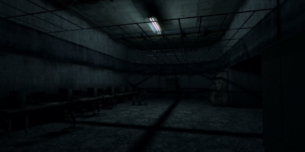 Slenderman's Shadow - Sanatorium Screenshot 3