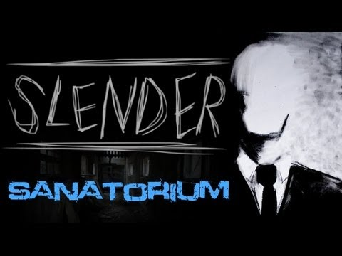 Slenderman's Shadow - Sanatorium Screenshot 1