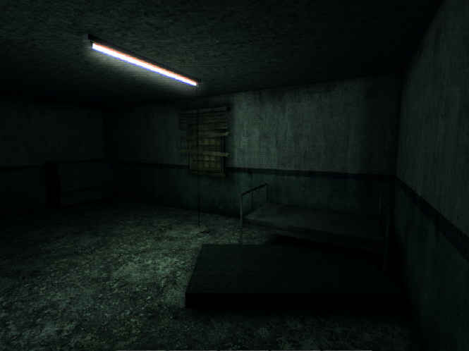 Slenderman's Shadow - Sanatorium Screenshot 2