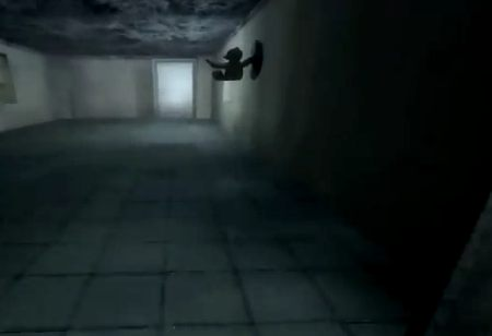 Slenderman's Shadow - Elementary Screenshot 3