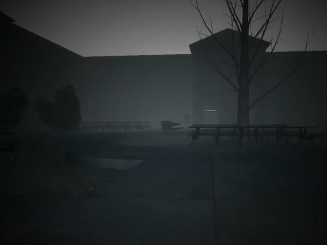 Slenderman's Shadow - Elementary Screenshot 2
