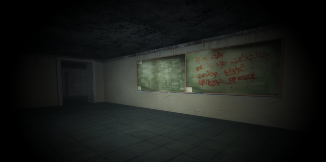 Slenderman's Shadow - Elementary Screenshot 1