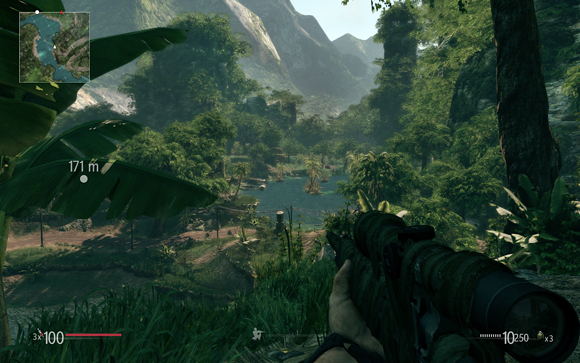 Sniper - Ghost Warrior Screenshot