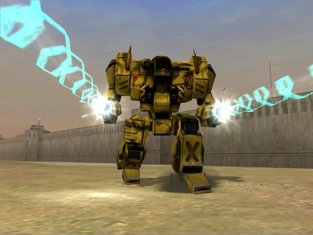 Mechwarrior 4 - Mercenaries Screenshot