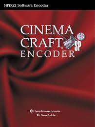 Cinema Craft Encoder Screenshot