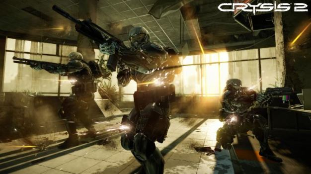 Crysis 2 Multiplayer Screenshot