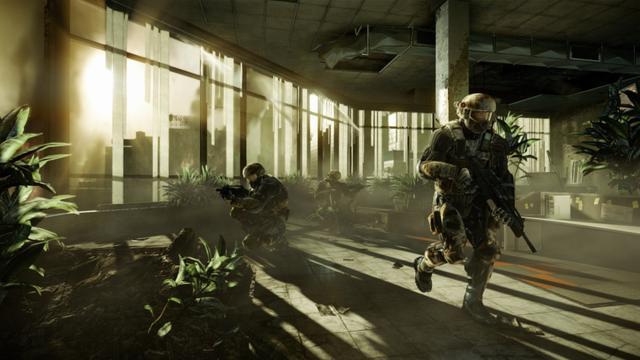 Crysis 2 Multiplayer Screenshot 2