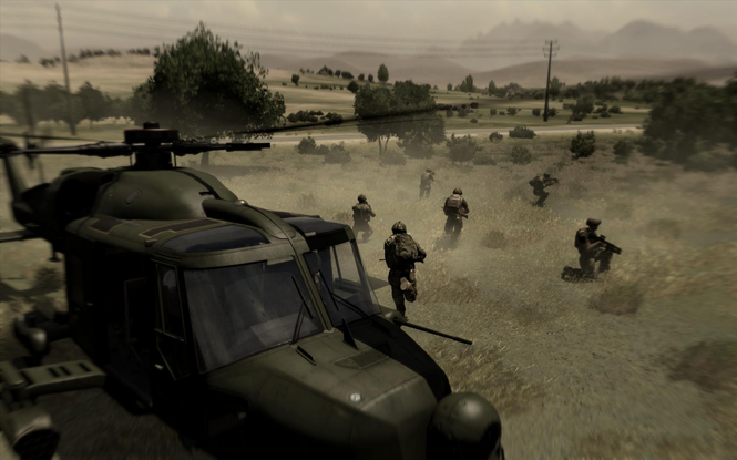 Arma 2: Operation Arrowhead Screenshot 2