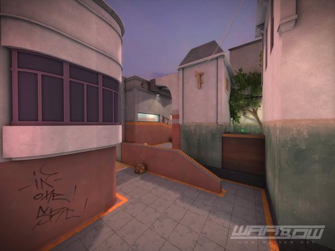 Warsow Screenshot 2