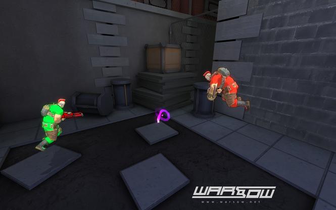 Warsow Screenshot 3