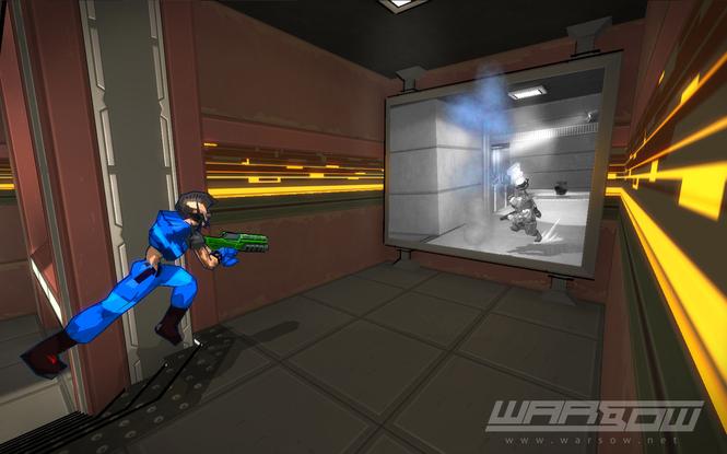 Warsow Screenshot 4