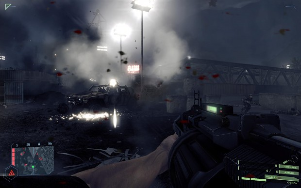Wreckage Screenshot 3
