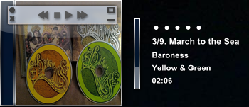 CD Art Display Screenshot