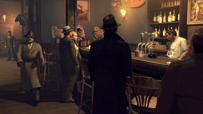 Mafia II Screenshot 4