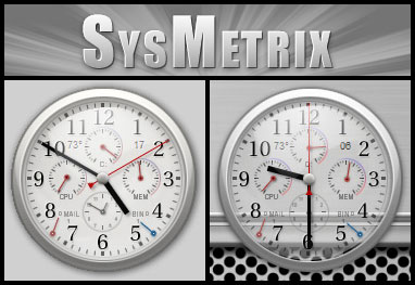 SysMetrix Screenshot 1