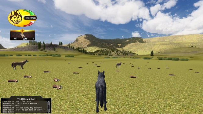 wolf quest download for free