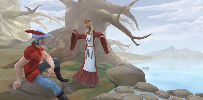 King's Quest - The Silver Lining IV Screenshot 2