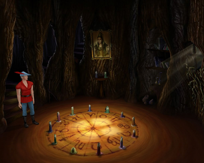 King's Quest - The Silver Lining IV Screenshot 3