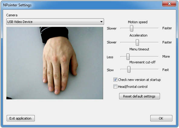 NPointer Screenshot 1