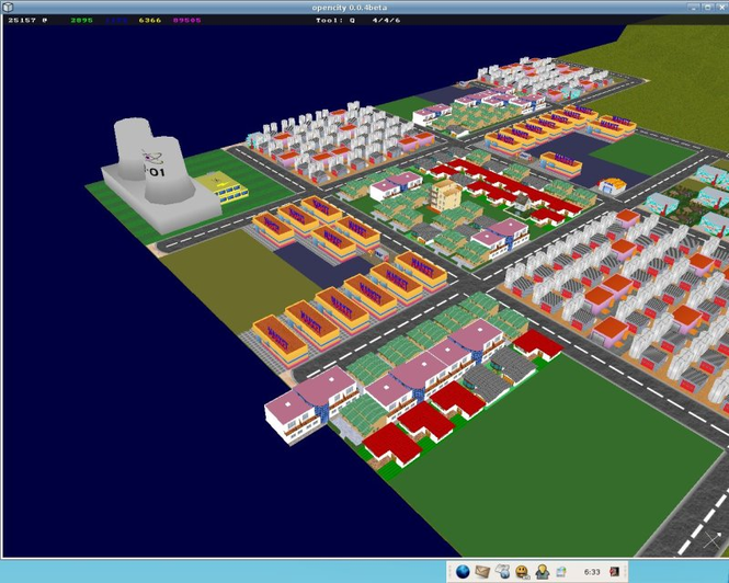 OpenCity Screenshot 4