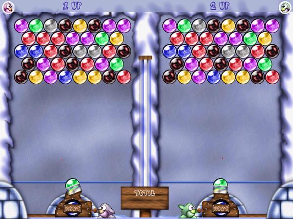 Frozen Bubble Screenshot 1
