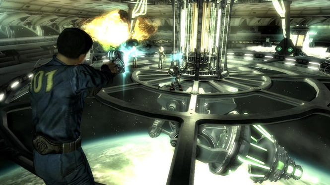 FALLOUT 3 Update Screenshot