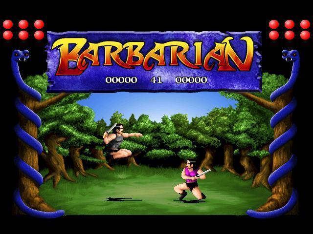 Barbarian Screenshot 1