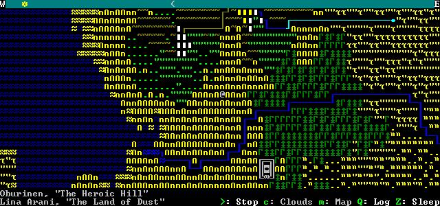 Dwarf Fortress Screenshot 3