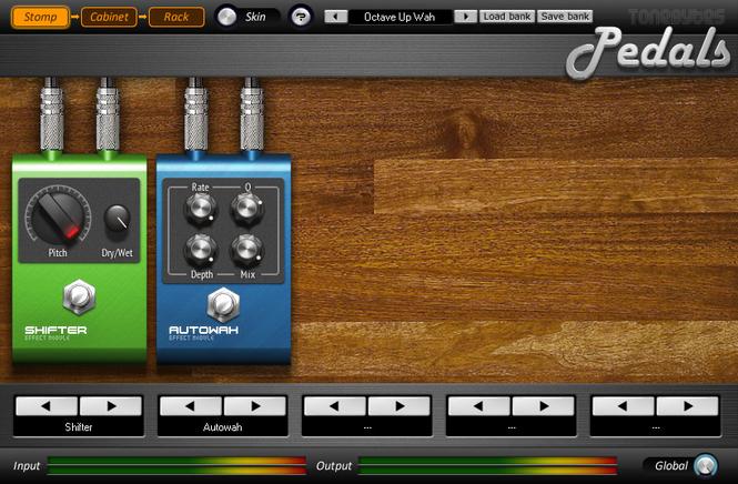 Pedals Screenshot