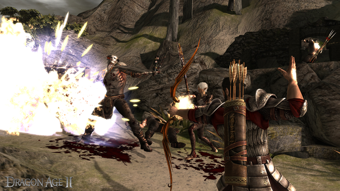 Dragon Age 2 Screenshot 5