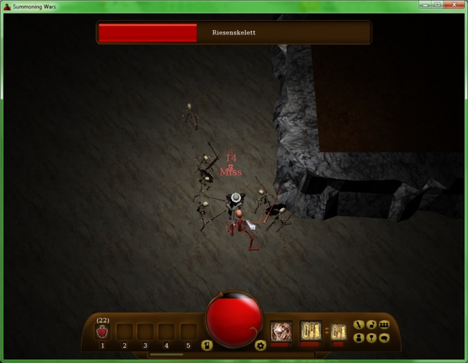 Summoning Wars Screenshot