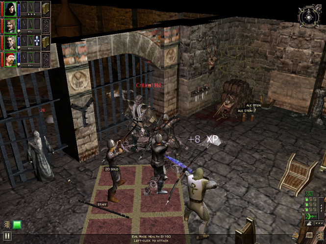 Ultima 6 Project Screenshot