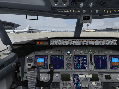 Microsoft Flight Simulator X Screenshot 3