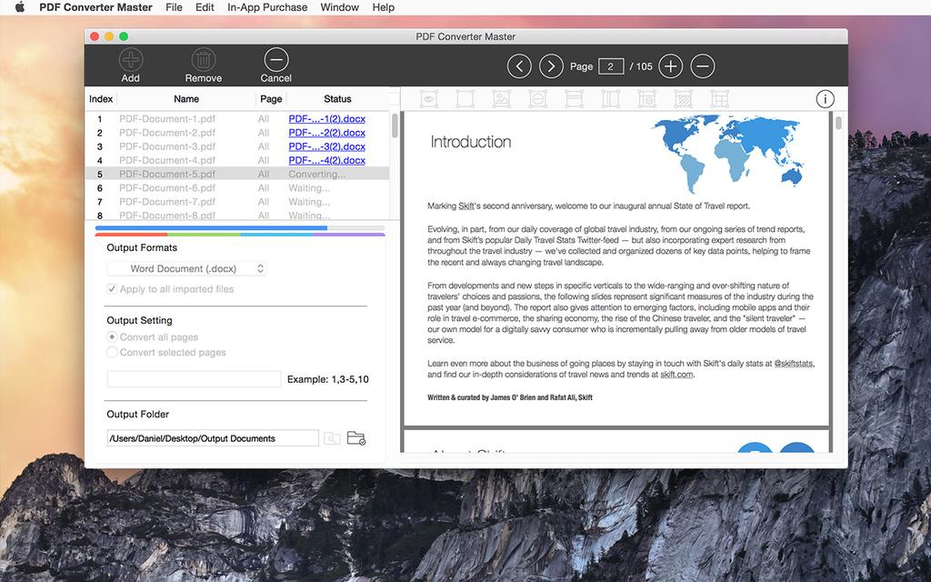 Lighten PDF Converter Master for Mac Screenshot 9